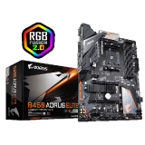 Motherboard Gigabyte B450 AORUS ELITE chipset AMD B450 - AM4